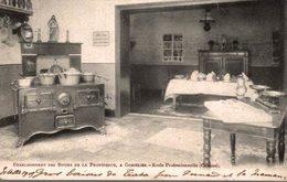 ETABLISSEMENT DES SOEURS DE LA PROVIDENCE A GOSSELIES ECOLE PROFESSIONNELLE - Charleroi