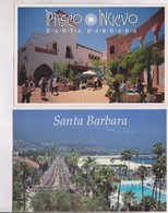 2 CPM SANTA BARBARA, PASEO NUEVO - Santa Barbara