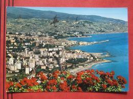 Sanremo (Imperia) - Panorama / Nachgebühr / Nachporto ?? - San Remo