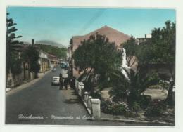 ROCCALUMERA - MONUMENTO AI CADUTI  VIAGGIATA  FG - Messina