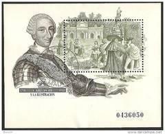 1988-ED. 2984 H.B.-CARLOS III Por MENGS-USADO - 1931-Hoy: 2ª República - ... Juan Carlos I