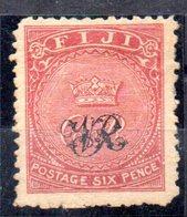 Sello Nº 20  Fiji - Fiji (...-1970)
