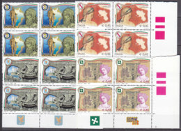 PGL DC0537 - ITALIA REPUBBLICA 2005 SASSONE N°2805/08 ** QUARTINA - 2001-10: Neufs