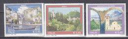 PGL DC0554 - ITALIA REPUBBLICA 2005 SASSONE N°2823/25 ** - 2001-10: Mint/hinged