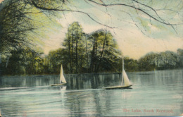 PC55083 The Lake. South Norwood. Milton. Glazette. No 2520. 1907 - Cartes Postales