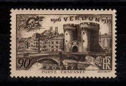 YV 445 N** Verdun Cote 1,40 Euros - Neufs