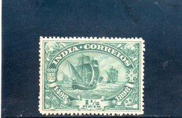 INDE 1898 * - Inde Portugaise