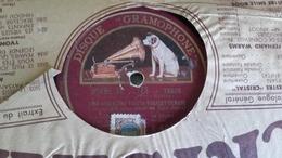78T Chanson Argentine - Trio Argentino Irusta Fugazot Demare - 78 T - Disques Pour Gramophone