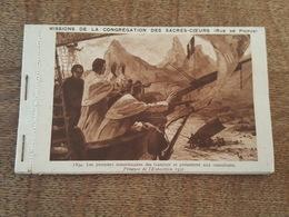 Missions De La Congrégation Des Sacrés Coeurs (Rue De Picpus) - Montgeron - Carnet De 8 Cartes Manque La Couverture - Missions