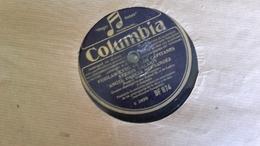 78T Espagne Argentine - Fermin Galan Y Angel Garcia Hernandez - 78 T - Disques Pour Gramophone