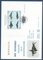 Monaco FDC - Premier Jour - YT Bloc N° 64 - Grand Format BF - Protection De L'environnement - 1994 - FDC