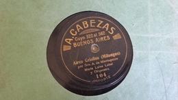 78T Chanson  Argentine - Maria Luise Labal - 78 Rpm - Schellackplatten
