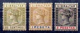 Serie  Nº 30/2  Gibraltar - Gibraltar