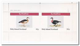 Eynhallow 1982, Postfris MNH, Birds, Ducks - Schotland