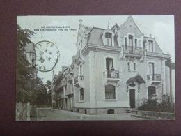 LUXEUIL LES BAINS - Villa Les Tilleuls Et Villa Des Fleurs - France