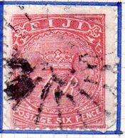 Sello  Nº 28  Fiji - Fiji (...-1970)