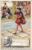 CHROMO   9x14 (CACAO Pur Hollandais BENSDORP Amsterdam  Hollande) CORREGE Peintre Italien (1494-1534) - Otros