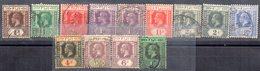 Sellos  Nº 83/93  Fiji - Fiji (...-1970)