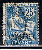 LEVANT FRANÇAIS 4 // YVERT 17 // 1902-20 - Gebraucht