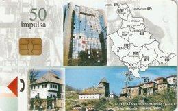 *BOSNIA* - Scheda Usata - Bosnia