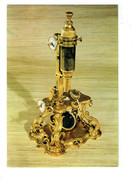 Cpm - Microscope Du Duc De Chaulnes Construit Par Magny - Musée Des Techniques - Loupe - Schöne Künste