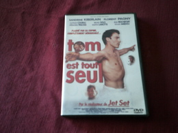 TOM EST TOUT SEUL ° AVEC FLORENT PAGNY  / SANDRINE KIBERLAIN / JEAN ROCHEFORT  ++++++ - Komedie