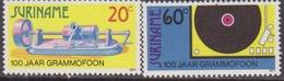 Suriname - 1977 Music Set  MNH - Suriname