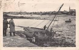 ILE DE BATZ - Vue Générale De L'Ile - Ile-de-Batz