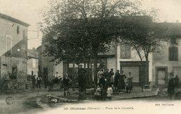 OLONZAC - LOT De 2 CPA - - France