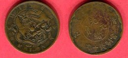 KIANGSU  10 CASH ( Y 77;7)     TB 18 - China