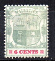 Sello Nº 90  Mauritius - Mauricio (...-1967)