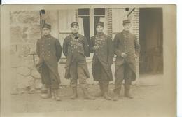 ***     CARTE PHOTO    (   CLASSE  1914   ) 127 IEME RÉGIMENT ...LA COURTINE - Regiments
