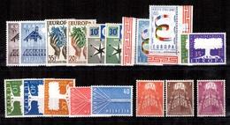 Europa Année 1957 Neufs ** MNH. TB. A Saisir! - Europa-CEPT