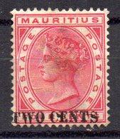 Sello Nº 79  Mauritius - Mauricio (...-1967)
