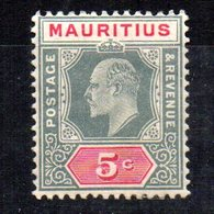 Sello Nº 138  Mauritius - Mauricio (...-1967)