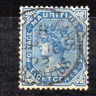 Sello Nº 58  Mauritius - Mauricio (...-1967)