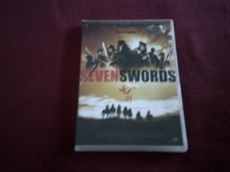 SEVEN SWORDS  FIM DE TSUI HARK - Action, Aventure
