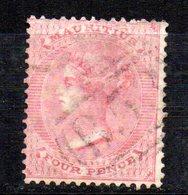 Sello Nº 34  Mauritius - Mauricio (...-1967)