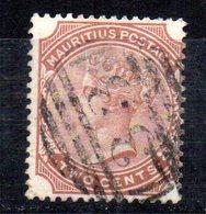 Sello Nº 56  Mauritius - Mauricio (...-1967)
