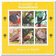 Republic Of Somaliland, Postfris MNH, Birds - Somalië (1960-...)