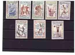 XX2510   -   MAROCCO    -    Y.&T.  Nr.  413/420  USED COMPLETE SET - Marocco (1956-...)