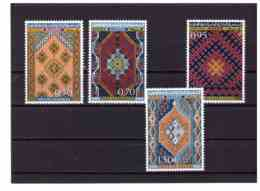 XX2515   -  ALGERIA   -    Y.&T.  Nr.  463/466   MINT** COMPLETE SET - Algeria (1962-...)