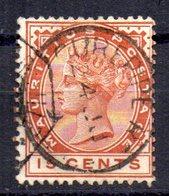 Sello Nº 84  Mauritius - Mauricio (...-1967)