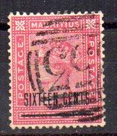 Sello Nº 78  Mauritius - Mauricio (...-1967)