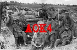 RESERVE ERSATZ REGIMENT 4 Keerselare Sint Juliaan St. Julien Zonnebeke Langemark Flandern 1915 Fernsprech Abteilung Gas - Guerre 1914-18