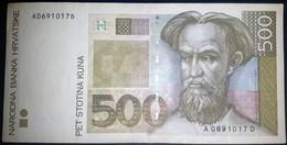 CROATIA 500 KUNA 1993. PICK 34 - Croatia