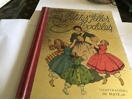 Les Petites Filles Modèles Qu'on Teste De Ségur Illustration De Maté Ja - Books, Magazines, Comics