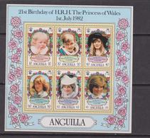 Anguilla  -  1982 Diana MNH - Anguilla (1968-...)