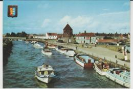 Postcard  - Great. Yarmouth - The Yacht Basin Card No..ds14 - Unused Very Good - Sin Clasificación