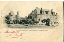 79 - Coulonges Sur L' Autize : Château De La Roussière - Coulonges-sur-l'Autize